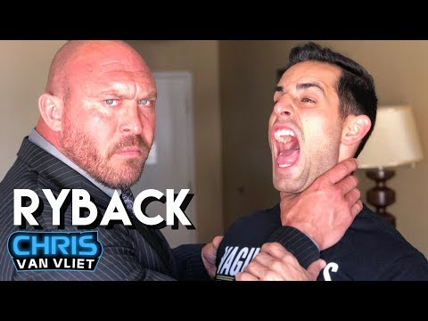 Ryback: Why I said 'F You' to WWE, will he wrestle again?, AEW, thoughts on Vince McMahon