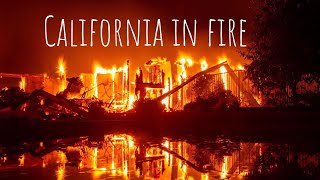 Пожары в Калифорнии | Сакраменто сегодня