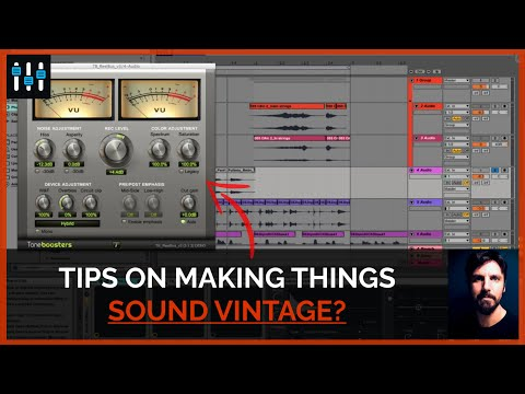 How to Make Anything Sound Vintage [Quick Tip]