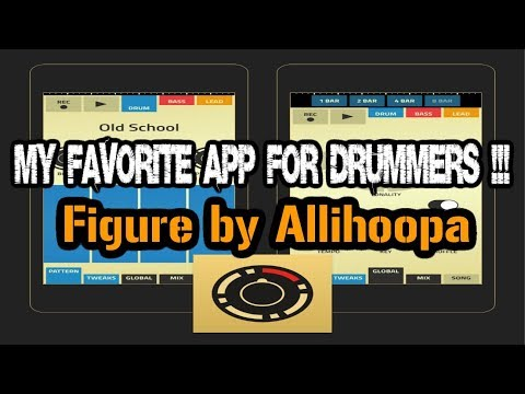Apps For Drummers - Figure By Allihoopa | Demo & Review