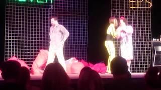 ОЛЬГА БУЗОВА в спектакле мужчина на расхват 27.04.2017 Питер