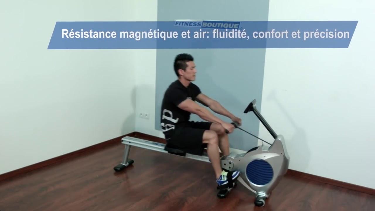 rameur racing rower 2