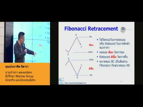 Fibonacci Trading Price & Time Analysis by Wave Rider ประกาศิต ทิตาราม
