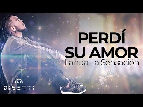 "Perdí Su Amor - Landa ""La Sensación"" | Video Lyrics | Salsa Urbana 2018 / Nuevo"