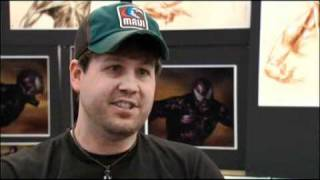 Webisode: EJ Krisor on Venom Thumbnail