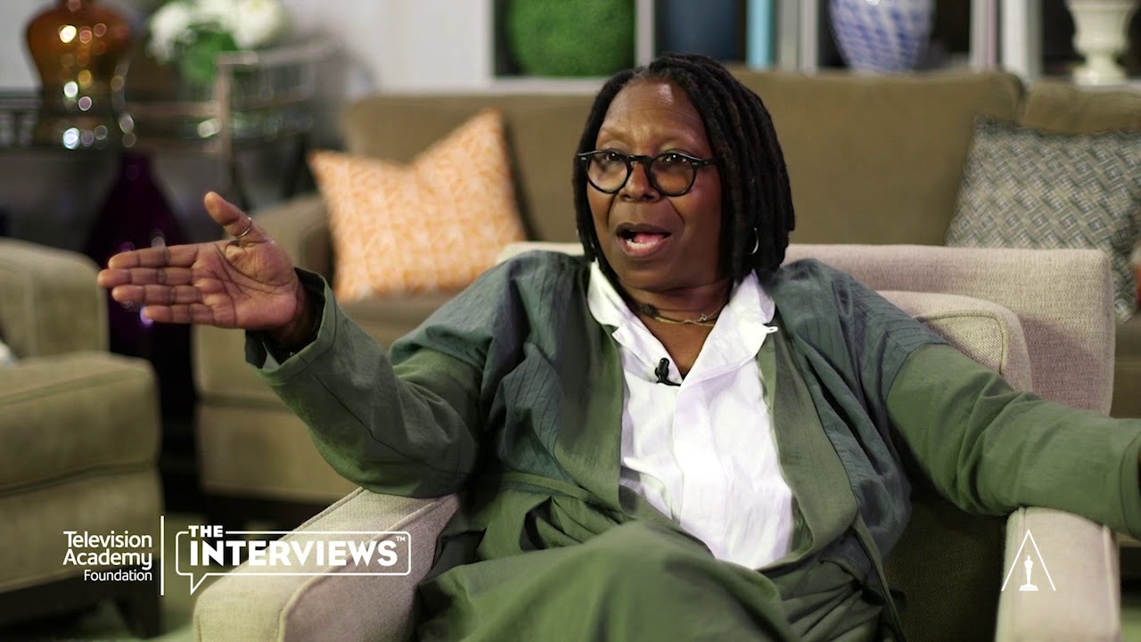 Download Whoopi Goldberg on Moms Mabley - TelevisionAcademy.com/Interviews