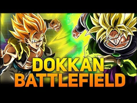 CAN BLUE GOGETA DOMINATE THE NEWEST DOKKAN BATTLEFIELD? (DBZ: Dokkan Battle) thumbnail