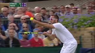 Viktor Troicki- The Next John McEnroe? (HD)
