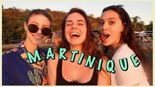 NOTRE VOYAGE EN MARTINIQUE ft NOÉMIE LACERTE ET MARIE GAGNÉ