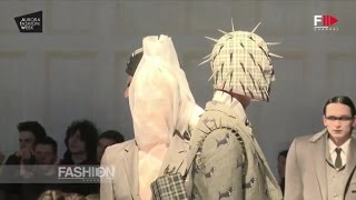 Thom Browne Осень Зима 2012 2013 Санкт Петербург 44 Женская коллекция by Fashion Channel