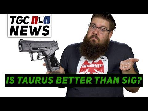 Taurus GX4, Beretta Ultraleggero, Demonetized Gun Channels - TGC News!
