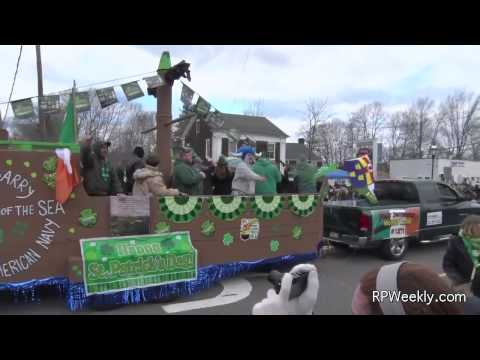 2015 Rocky Point St Patrick's Day Parade 65th Annual | 65th Annual