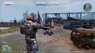 Defiance Gameplay 2/24/2018- Freight Yard- Capture And Hold PVP- pc  II