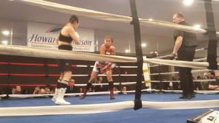 Vanessa Bradford vs. Karla Zamora