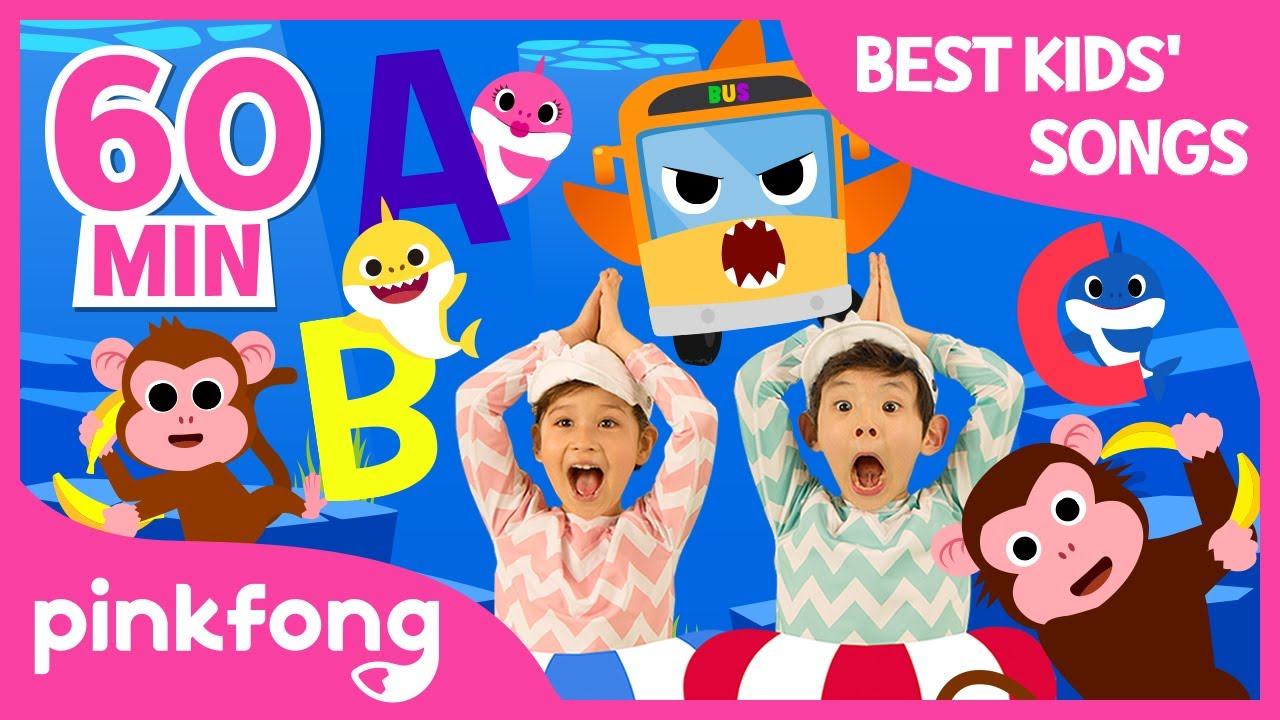 Download Baby Shark Dance and more | +Compilation | Best Kids Songs | Pinkfong Songs for Children