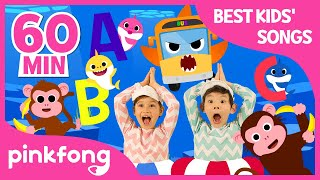 Baby Shark Dance and more | +Compilation | Best Kids Songs | Pinkfong Songs for Children