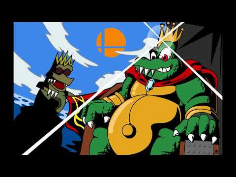 Donkey Kong Country 1-3 Remix - Final Boss Themes (King K. Rool, Remashed & Smashified) - Extended