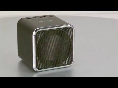 Mini Lautsprecher Soundstation Musik Box f. MP3 MP4 Samsung  iPhone 4 5 Micro SD