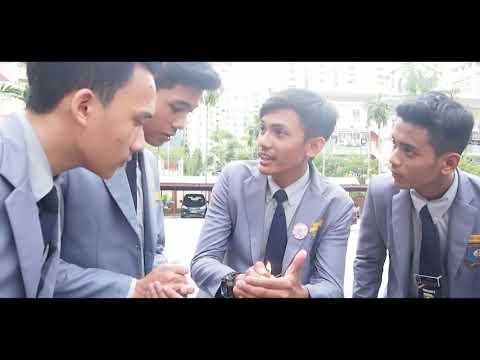 Gimmick Hari Guru 2016 (SMK Taman Melati)