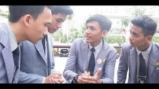 Gimmick Hari Guru (SMK Taman Melati)
