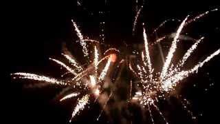 Mein Silvester-Feuerwerk 2014/2015 - Apokalypse in der Kurpfalz