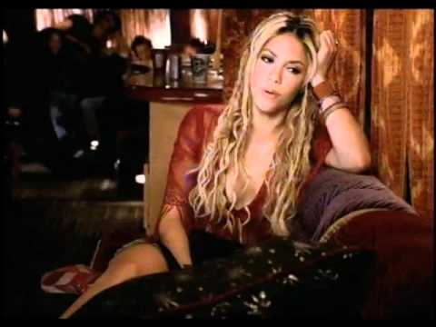 Shakira Underneath Your Clothes Youtube
