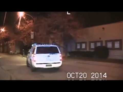 Laquan McDonald Dash Cam Video
