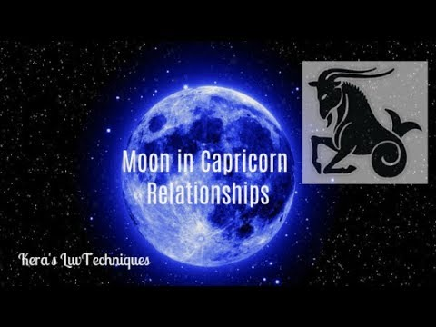 capricorn and relationships