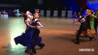Ященко Михаил - Кудряшова Полина, Final Viennese Waltz