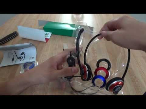 Logitech ClearChat Style Headset Unboxing