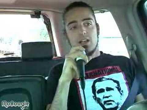 Bassnectar interview w/ MoBoogie part 1  Denver, CO 9/11/07