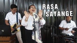 RASA SAYANGE - LAGU DAERAH MALUKU (COVER) Dildil
