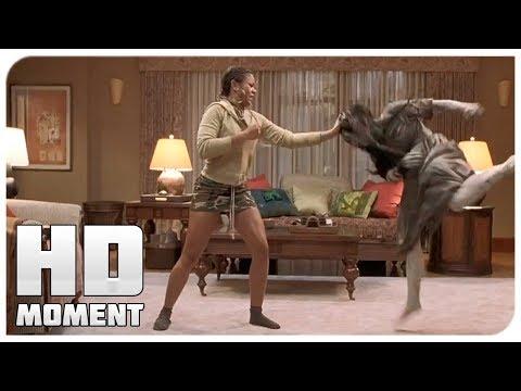 Смерть Бренды - Очень страшное кино 3 (2003) - Момент из фильма