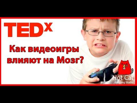 "Как видеоигры влияют на Мозг ""Hot Cat"" Алексей Верлен"