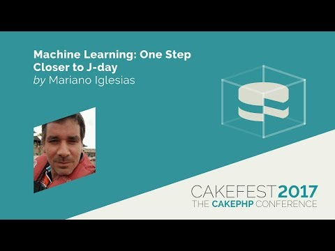 Machine Learning: one step closer to J-Day - Mariano Iglesias @mgiglesias