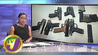 TVJ News Today: Handguns & Ammunition Seizure in St. James -June 9 2019