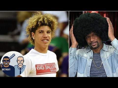 LaMelo Ball's return to high school is a 'boss move' - Jalen | Jalen & Jacoby