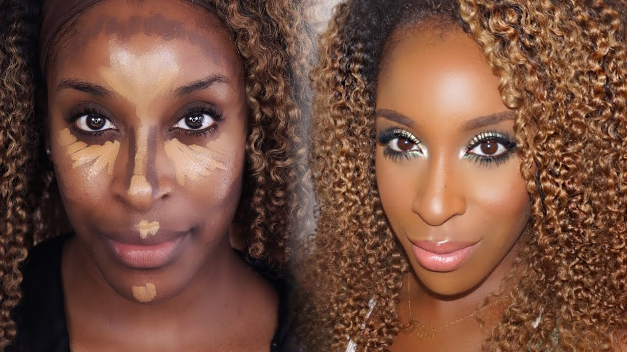 6 Ways to CONTOUR! | Jackie Aina - YouTube