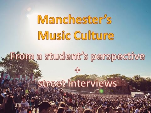 Manchester's culture: Music