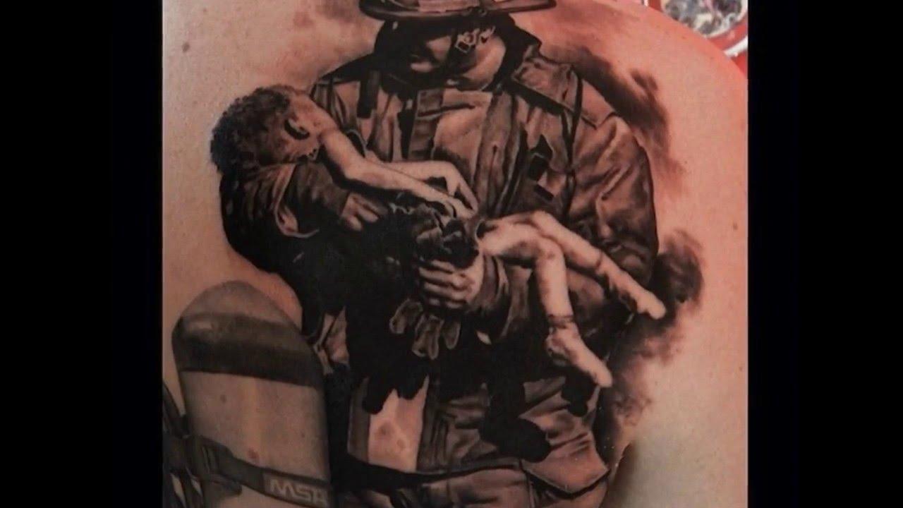 Tatuajes de bomberos  YouTube