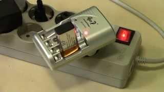 Посилка з Ali #116: Зарядний пристрій АА/ААА/крона