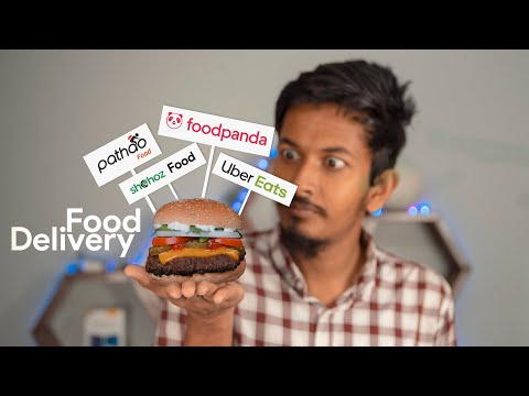 Food Delivery Services In Bangladesh | Foodpanda VS Pathao Food VS Shohoz Foods VS Uber Eats | ATC
