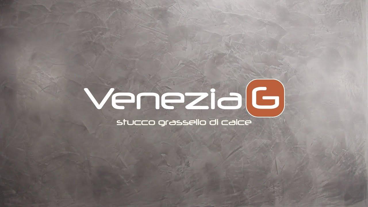 Rives veneziag stucco grassello di calce youtube for Grassello di calce spatolato