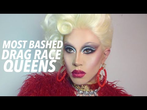 Most Bashed Drag Race Queens