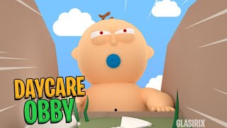 ROBLOX: PTD Gamer suffer baby love sex kid Eating meat: New Escape The Daycare Obby