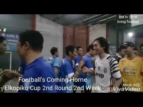 Football's Coming Home Elkopiko Cup 2nd Round 2nd Week. Sabyan Ya Maulana Cover
