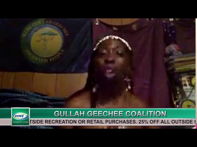 WHHI TV Celebrates Queen Quet's and the Gullah/Geechee Nation's 20th Anniversary