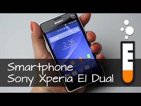 Xperia E1 Dual D2114 Smartphone Sony - Resenha Brasil