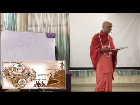 Бхагавад Гита 1 - Ватсала прабху