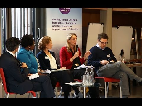 Tackling health challenges in urban, diverse and deprived areas